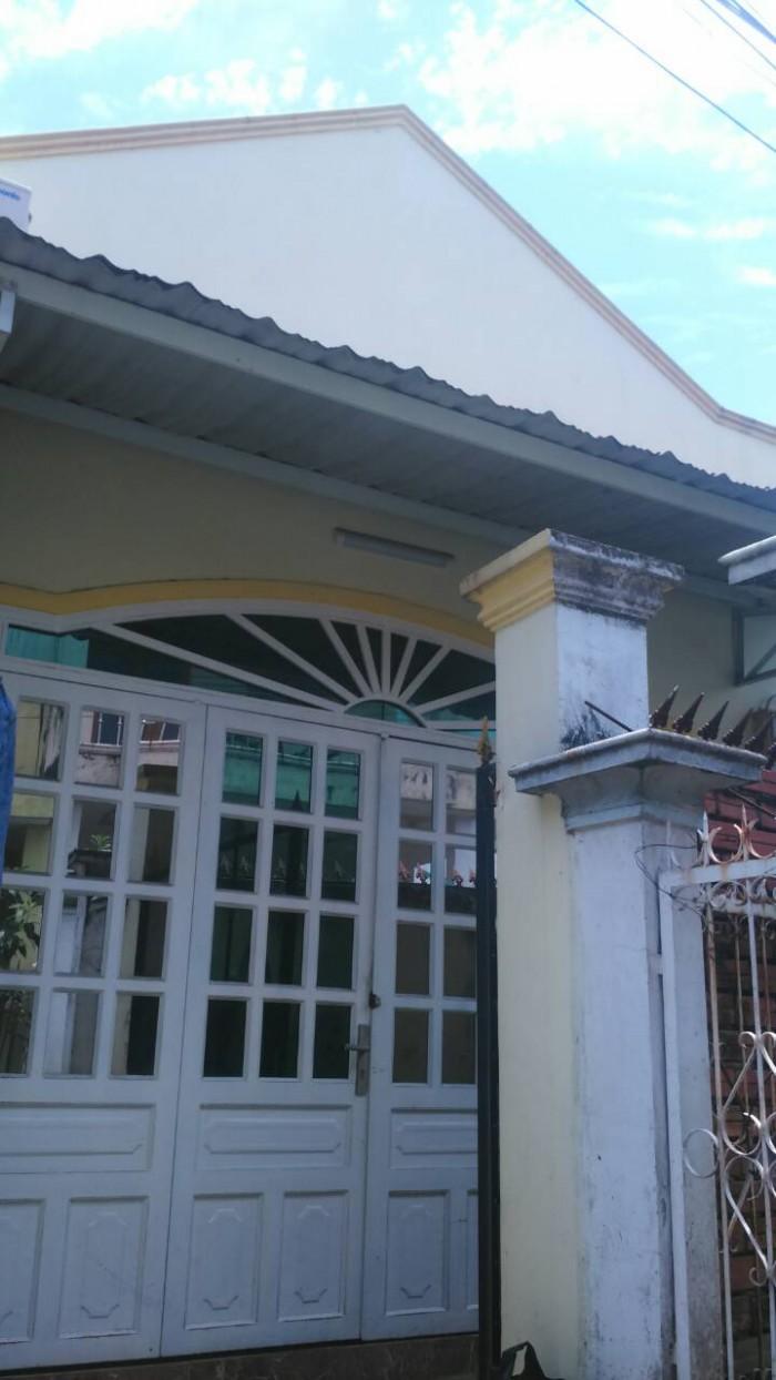 Bán nhà hxh đường Kha Vạn Cân, Linh Đông, Thủ Đức