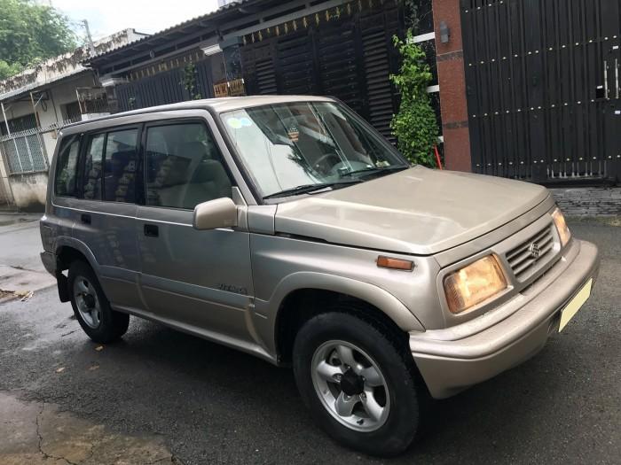Cần bán xe Suzuki Vitara 2004 màu vàng kim 5 chỗ zin cực trất's,