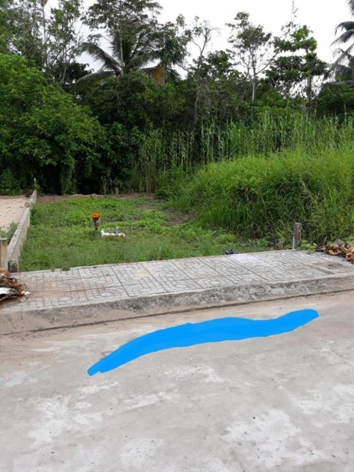 Bán Nền Khu Tái Định Cư P. An Thới Q. Bình Thủy Cần Thơ Đường Nguyễn Thông