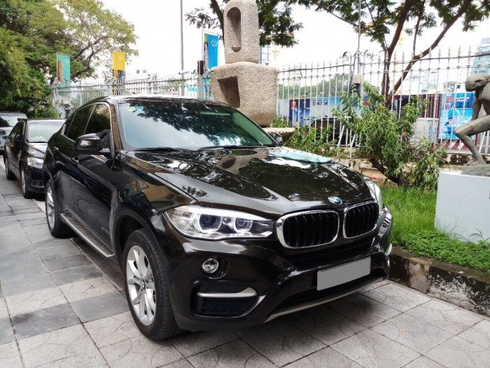 BMW X6 sản xuất năm 2015 Số tự động Dầu diesel