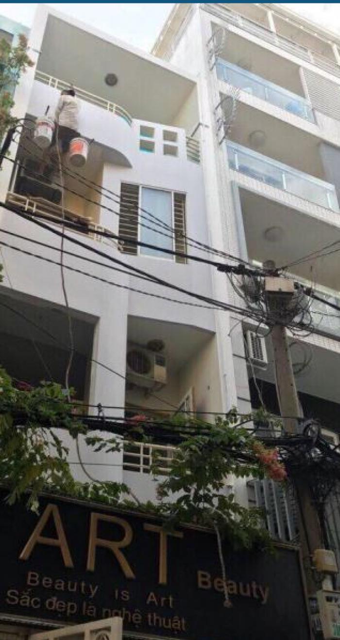 Bán nhà Mặt Tiền Đặng Văn Ngữ( 3.7x18m), 3 lầu
