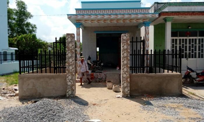 Bán nhà cấp 4 mới xây xã Hưng Long – Bình Chánh