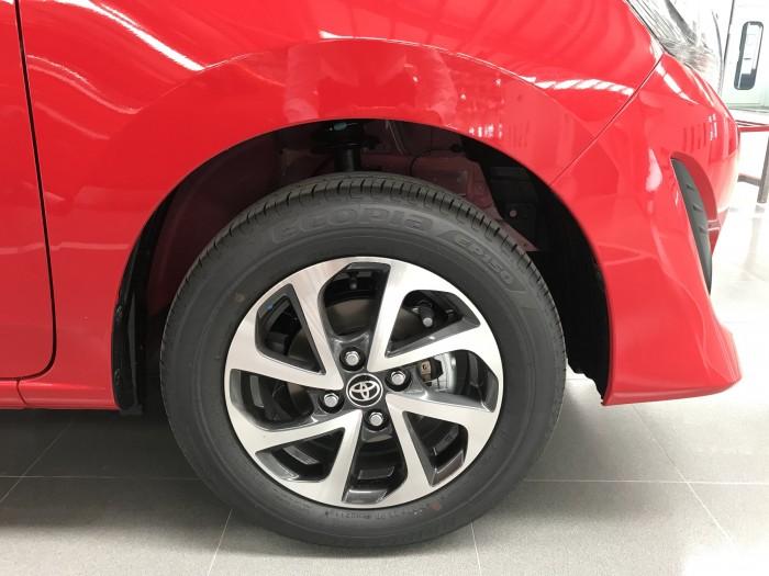 Toyota wigo có 6 màu: đỏ, cam, xám, đen, trắng, bạc. Liên hệ ngay hotline 0939 725 968 để được  biết thêm thông tin chi tiết.