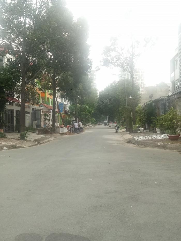 Bán đất nền nhà phố KDC Conic, Bình Chánh, giá 35.5 triệu/m2, 144m2, hướng Đông Nam
