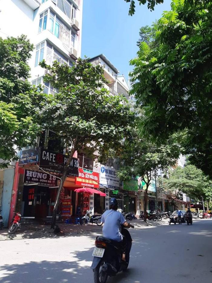 Bán gấp nhà KD mặt phố Phùng Chí Kiên 52m2, 5tầng, Mt 5,2m