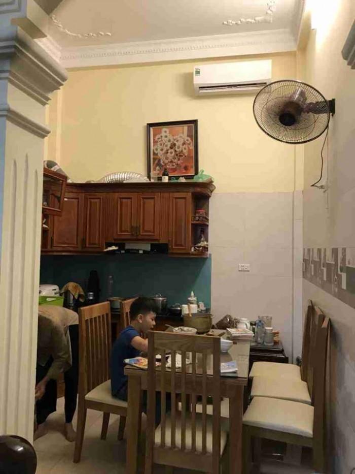 Bán Nhà Mặt Phố Thịnh Quang ô tô Qua Nhà DT 40m2