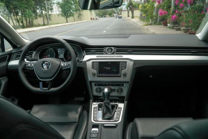 Bán xe Volkswagen Passat Bluemotion 1.8L TSI mới, nhập khẩu nguyên chiếc, hỗ trợ vay 80% 8