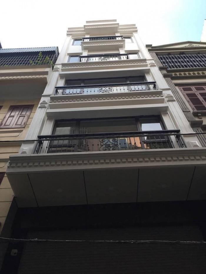 Chính chủ cần bán nhà phân lô Quân Đội Hoàng Quốc Việt Cầu Giấy, 7 tầng thang máy, gara ôtô