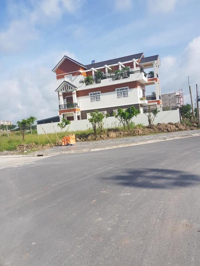 Đất MT đường Trần Hải Phụng, SHR, 85m2, bao công chứng sang tên