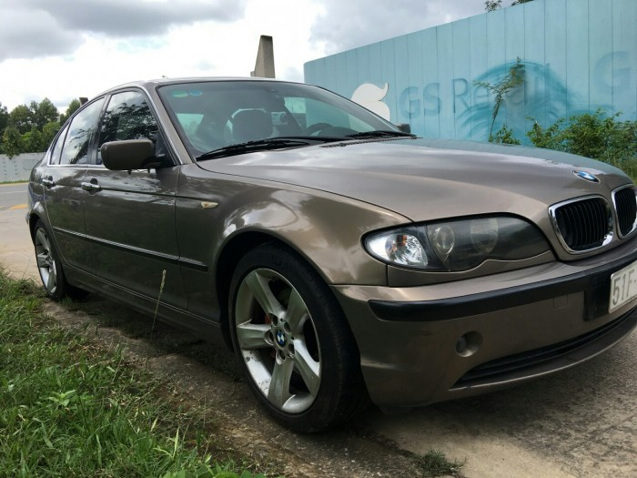 cần bán xe 5 chỗ BMW 2006 nhập khẩu