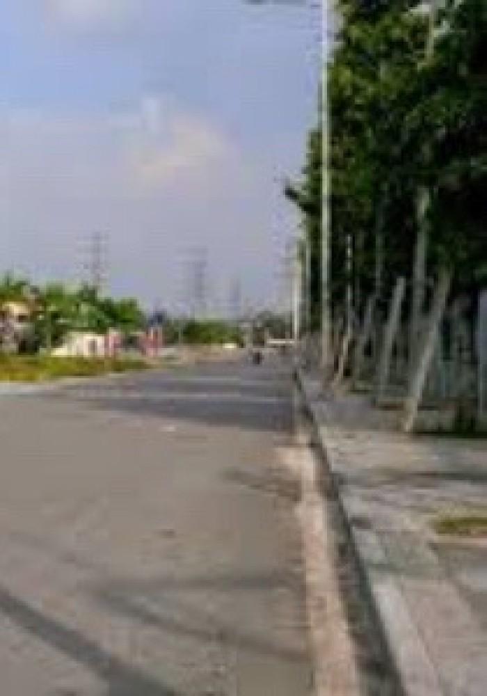 Bán gấp lô đất thổ cư mặt tiền đường Võ Văn Kiệt
