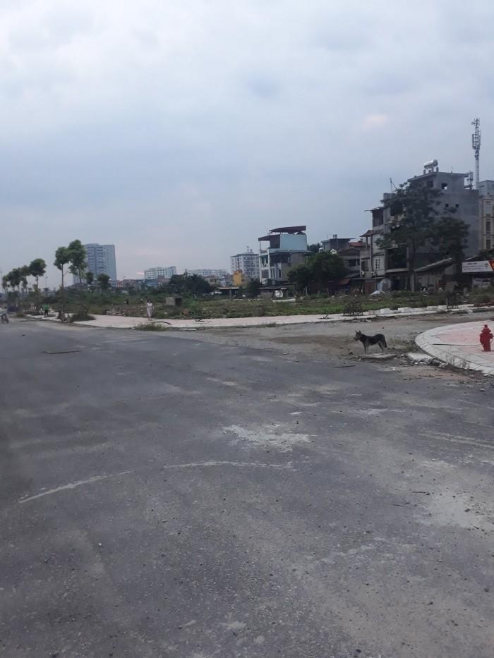 Bán đất mặt đường 21m tại Thượng Thanh diện tích 60m.