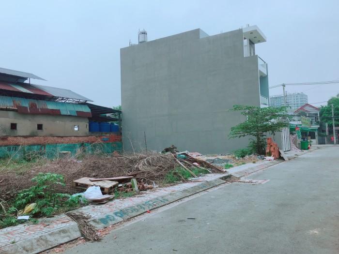 Lô Đất Đường 39 - Gò Dưa Tam Bình Thủ Đức Đường 7m vỉa hè cách MT lớn Gò Dưa chỉ 3 căn nhà