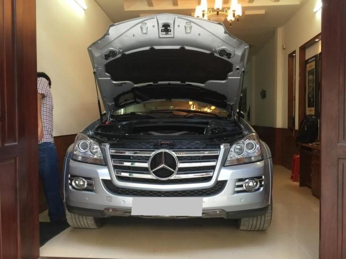 Mercedes-Benz GL550 sản xuất năm 2010 Số tự động Động cơ Xăng