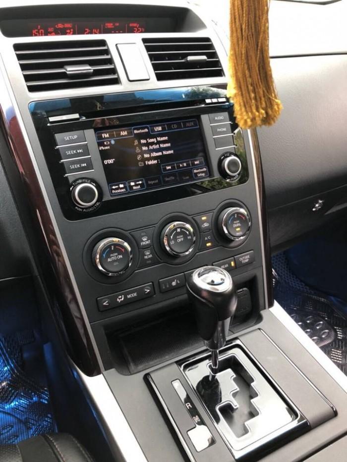 Bán gấp Mazda Cx9 at 2013 nhập nhật trắng tinh khôi 0