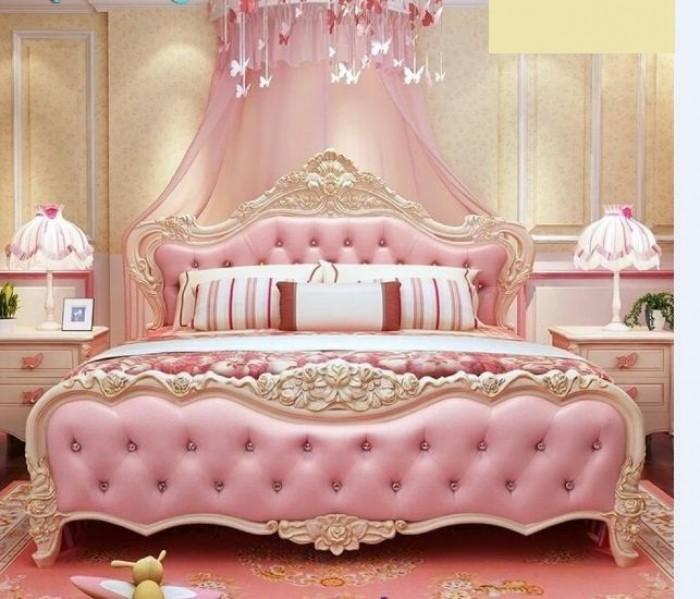 mẫu giường ngủ cổ điển đẹp9