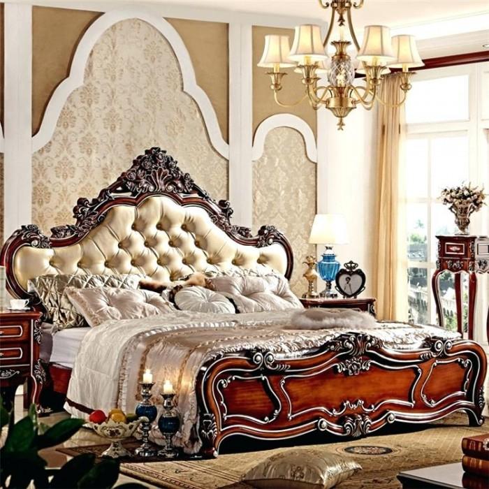 giường ngủ phong cách cổ điển Cần Thơ Tây Ninh3