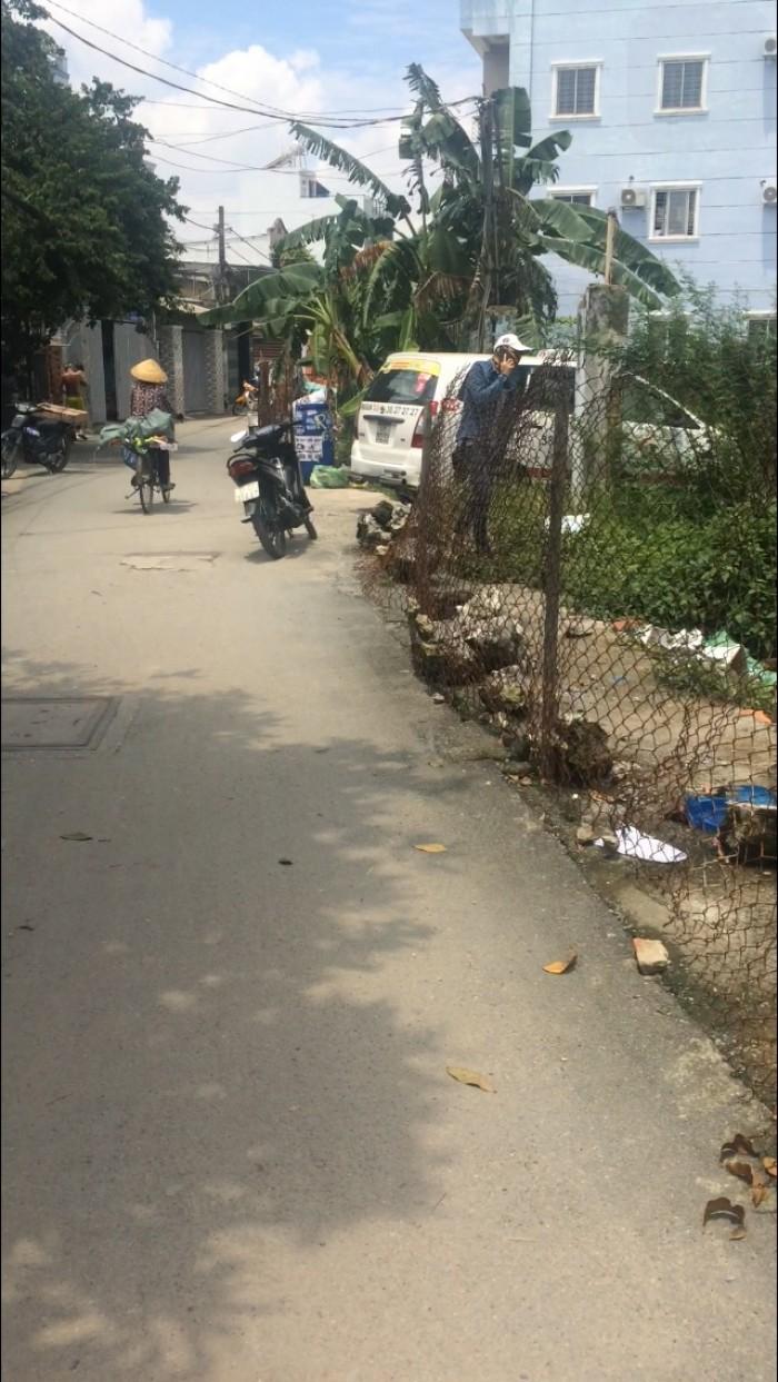 Đất Đường Tăng Nhơn Phú, Phường Phước Long B, Quận 9,TPHCM