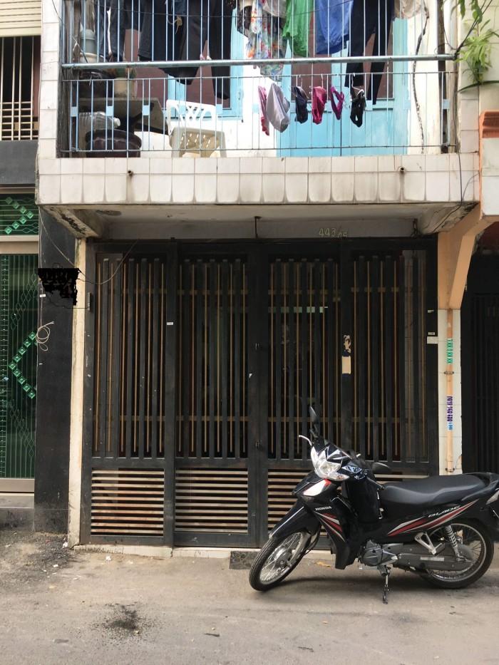 HXH, Chính chủ bán nhà 38m2, Đường Lê Văn Sỹ, Hồ Chí Minh