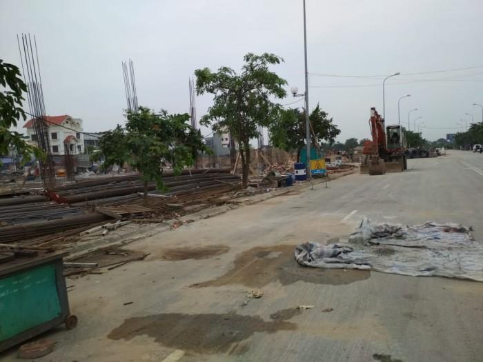Bán đất đấu giá khu 31ha-vị trí trung tâm thị trấn Trâu Quỳ,Gia Lâm.