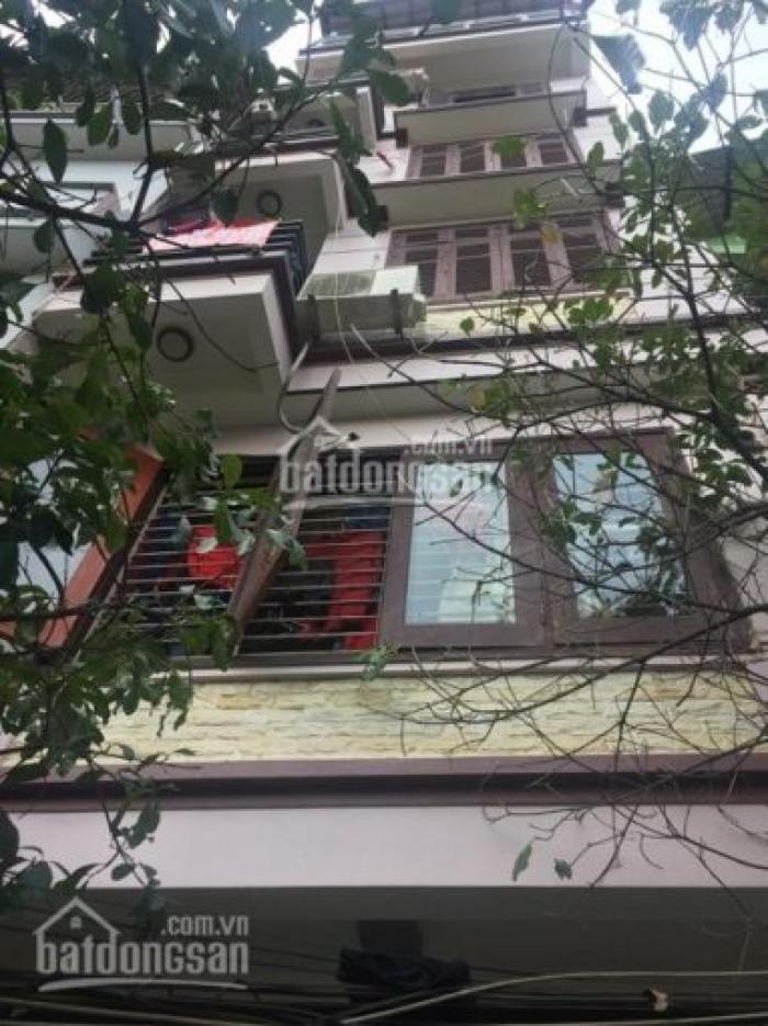 Bán nhà Mai Dịch, 6Tx48m2, có gara ô tô, phù hợp cho kinh doanh , làm văn phòng, spa