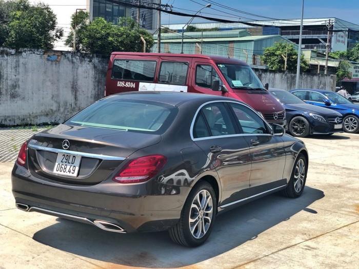 Bán Xe Cũ Mercedes-Benz C200 , Xe Lướt Chính Hãng 4