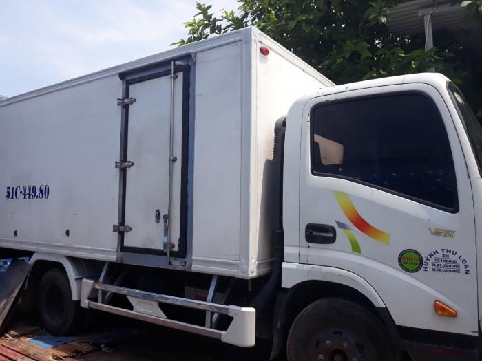 Cần bán xe Veam VT200, 2.4 tấn