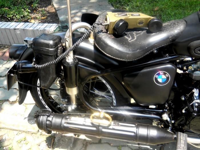 """Bán xe CD125 – BMW cực đẹp chuẩn dáng """"Đức Quốc Xã"""" giá 56tr 2"""