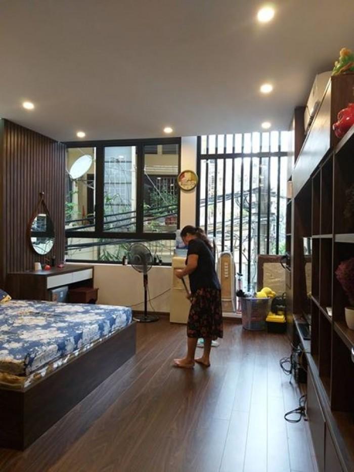Cho thuê nhà Liền kề 80m,4 tầng Hoàng Văn Thái,KD
