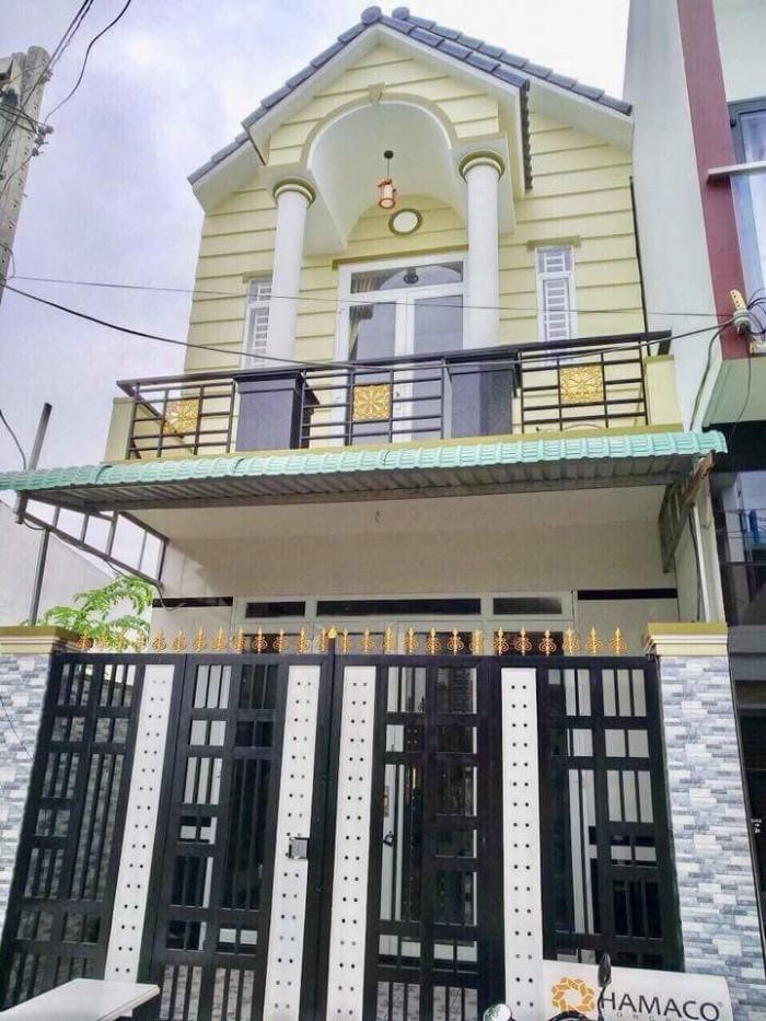 Bán nhà lầu đúc mới xây số 20 đường số 08 Kdc Hồng Phát (Mekongland), phường An Bình, Quận Ninh Kiều, TP Cần Thơ