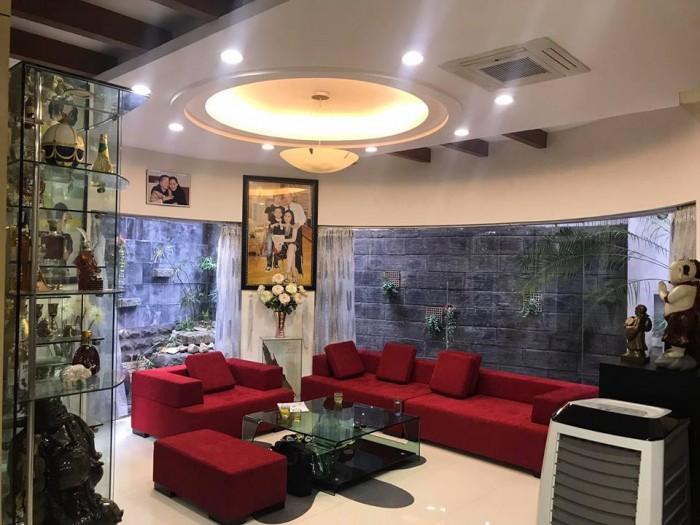 Mặt phố Định Công 80m,4 tầng,ô tô tránh,KD cực tốt.