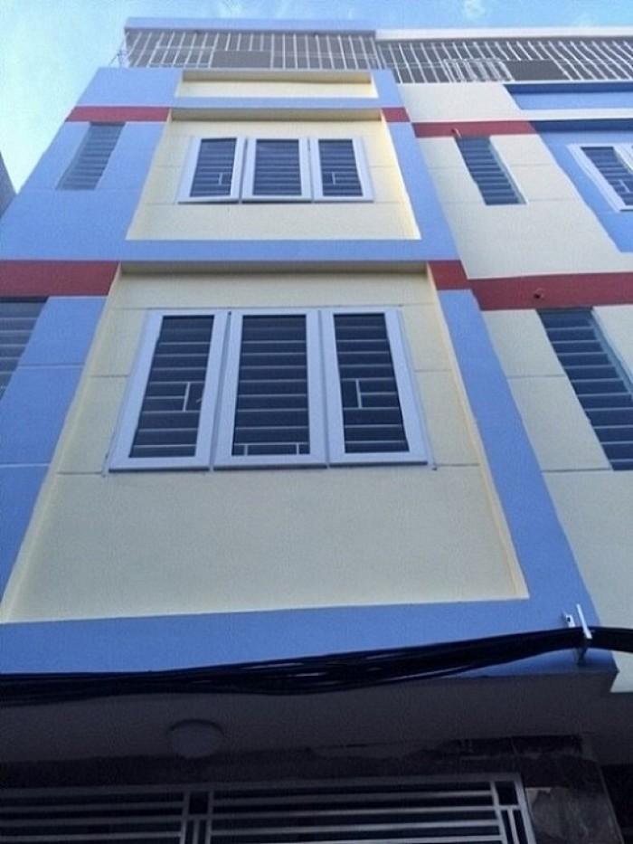 Nhà mới 46m2 tổ 14 Yên Nghĩa 4 tầng, 4 phòng rộng