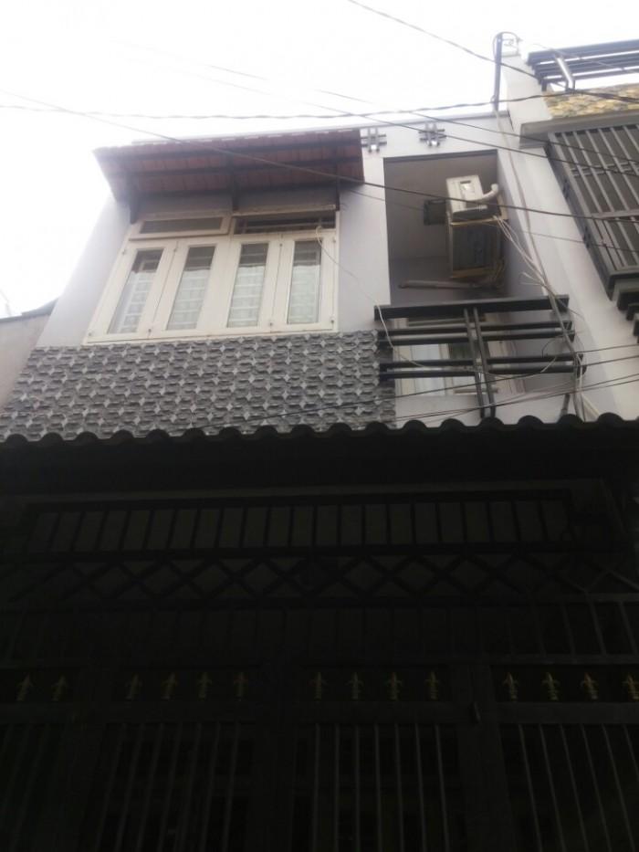 Bán nhà đường Phan Sào Nam,Tân Bình, 4.6 x 15m