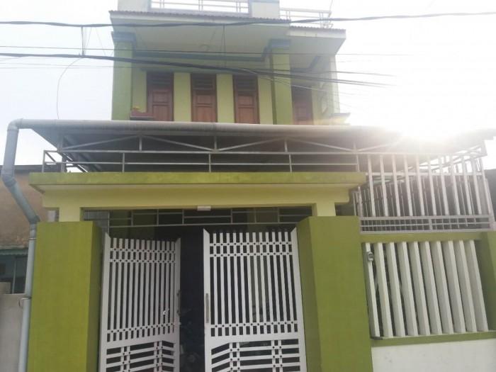 Bán nhà 2 tầng Lộc Ninh, tp Đồng Hới cách quốc lộ 1A 70m