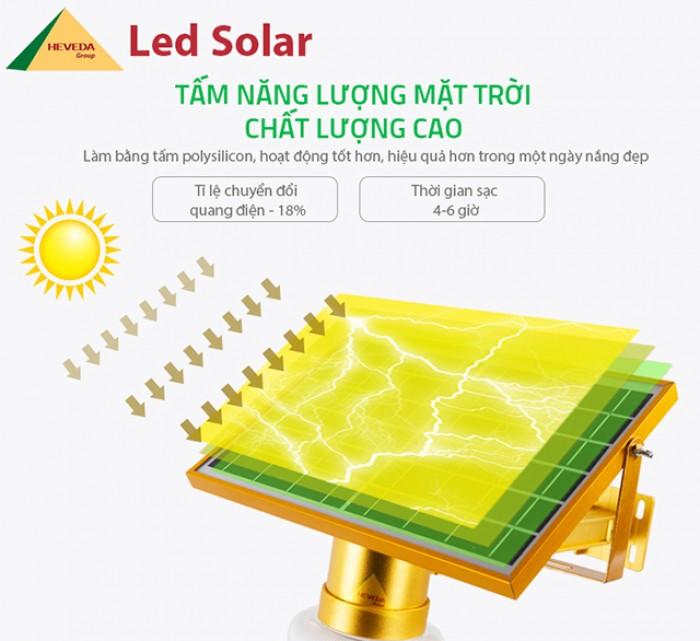 Đèn cảm ứng năng lượng mặt trời - sang trọng, đẳng cấp4