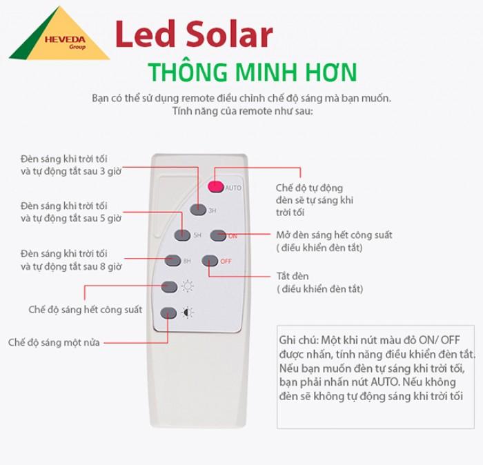 Đèn cảm ứng năng lượng mặt trời - sang trọng, đẳng cấp2