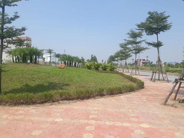 Cách Hà Nội 25km về phía đông, diện tích 100m2, có đầu tư được không?