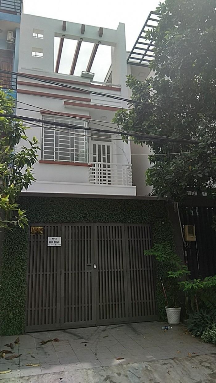 Bán Nhà Lê Văn Lương Phước Kiểng Gần Hoàng Anh An Tiến.Dt:4,2x20m.1 Trệt 2 Lầu Sân Thượng 4pn 4wc.