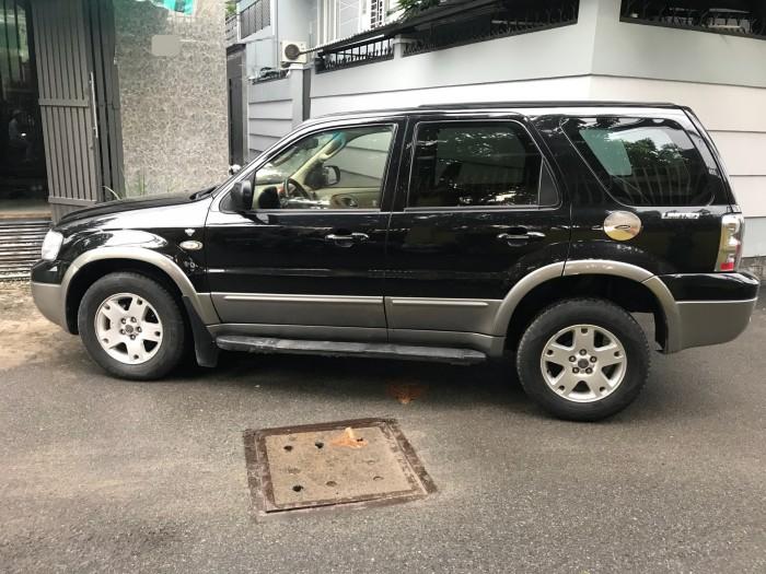 Bán Ford Escape 2008 tự động đen long lanh độc nhất sài gòn 2