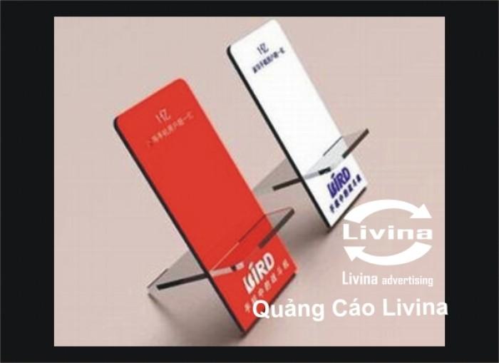 Kệ đựng điện thoại-Kệ trưng bày mica tại quận Thanh Xuân11