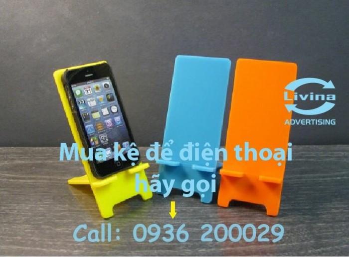 Kệ đựng điện thoại-Kệ trưng bày mica tại quận Thanh Xuân4