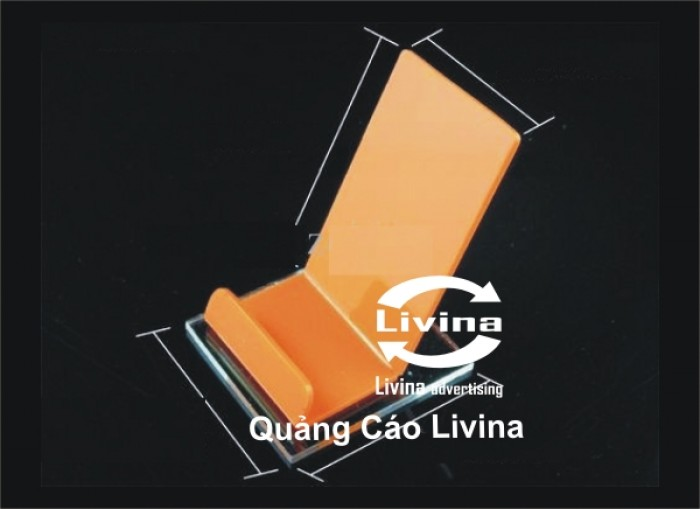 Kệ đựng điện thoại-Kệ trưng bày mica tại quận Thanh Xuân8