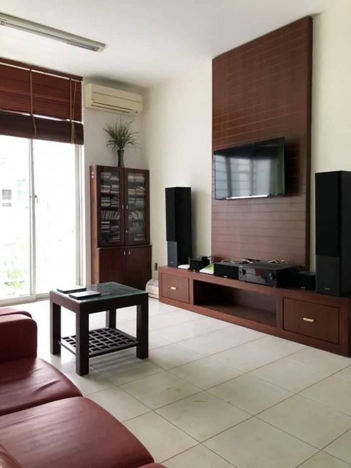 Siêu hót biệt thự MT Quảng Hiền Q.Tân Bình 4 tầng DTSD 396m2