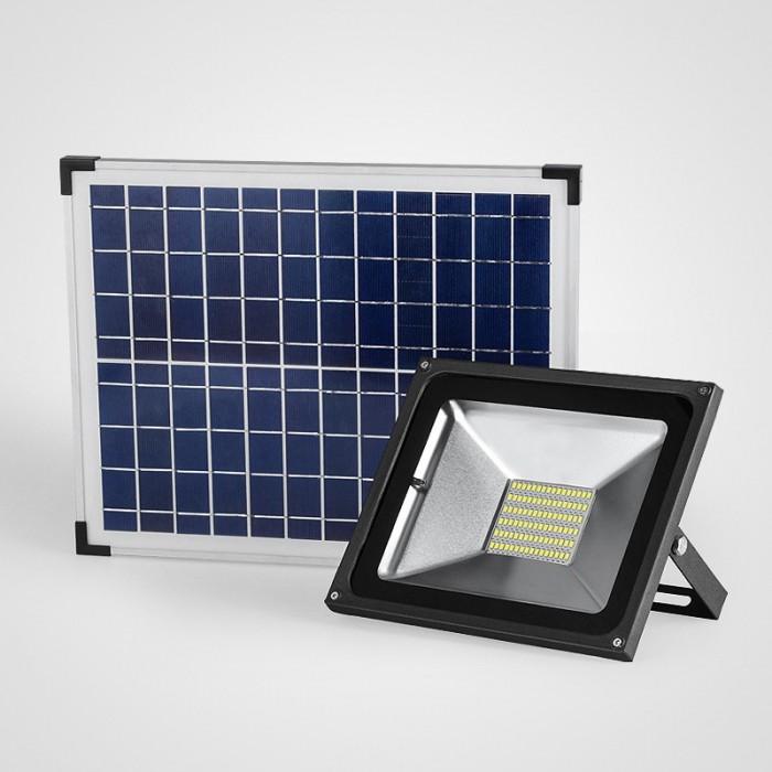 Đèn pha năng lượng mặt trời cao cấp 60W - MayorWolf5