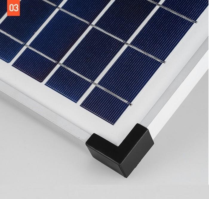 Đèn pha năng lượng mặt trời cao cấp 60W - MayorWolf3