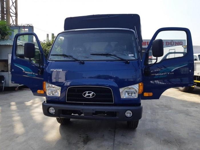 Giá Xe Tải 7 Tấn Hyundai 110s Thùng Mui Bạt - New Mighty 110s 7 Tấn Trả Góp Đến 90%