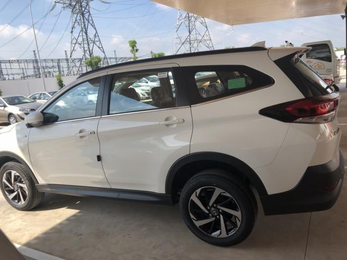 Toyota rush 1.5s at nhập khẩu màu trắng 3