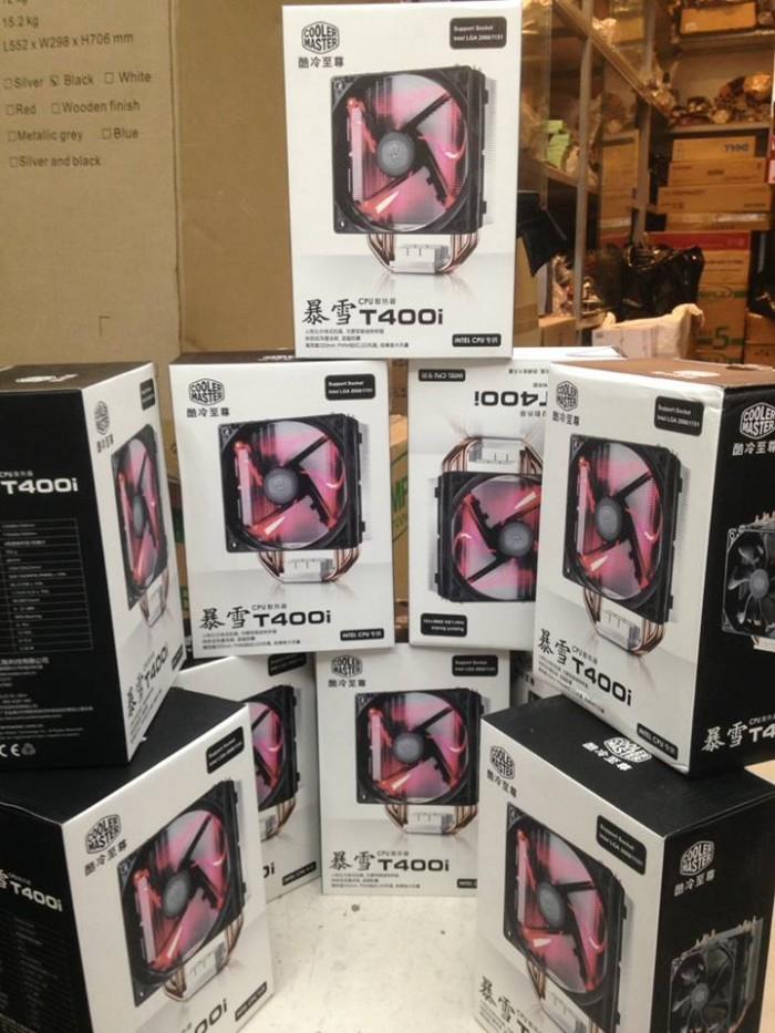 Fan tản nhiệt CPU CoolerMaster T400i chính hãng1