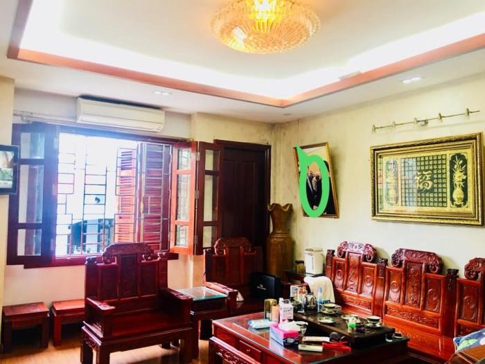 Chính chủ bán nhà Hoàng Văn Thái, 100m2, 7 tầng thang máy , ôtô đỗ thoải mái