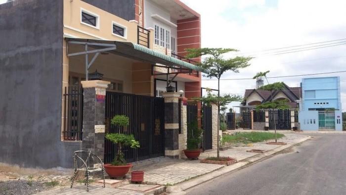 Bán đất khu dân cư mới Việt-Nhật, 168m2